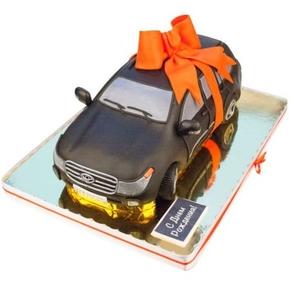 کیک سه بعدی