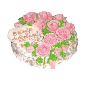 کیک تولد AD