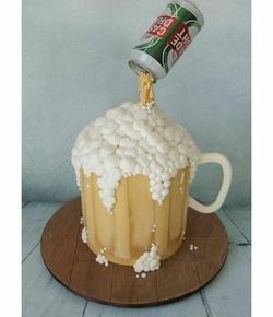 کیک سه بعدی دکوراتیو B