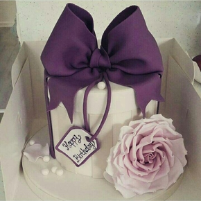 کیک تولد AE