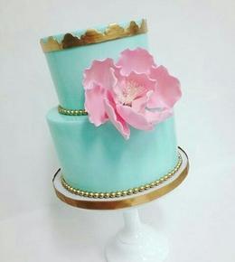کیک نامزدی Q